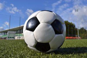 Optibet virslīgas spēle futbolā