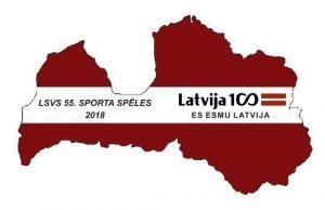 Sporta veterānu/senioru 55.sporta spēles