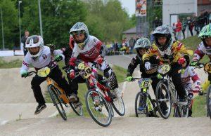 Sacensības BMX riteņbraukšanā