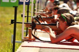 Pneimobiatlons: Izjūti biatlona garšu un Jaunsardzes kauss