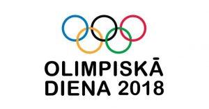 Olimpiskā diena 2018
