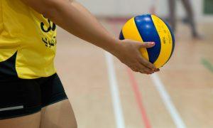 Eiropas čempionāta kvalifikācijas spēle volejbolā sievietēm