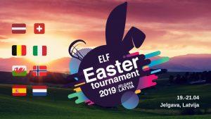 """Eiropas Čempionāta sagatavošanās turnīrs lakrosā sievietēm: """"Women's Easter tournament 2019"""""""